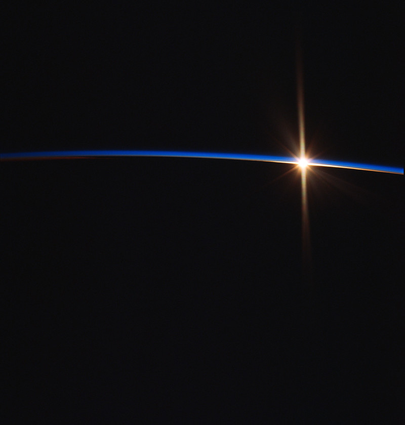 Earth observations taken from Mir Space Station during NASA 7 mission